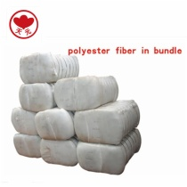 Polyester Fiber In Bundle