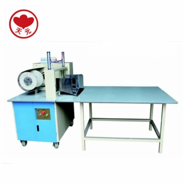 JBJ-1 Quilt/pillow coiling and rolling machine