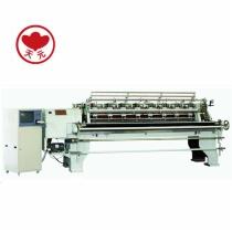 KWC series computerized multi needle quilting machine