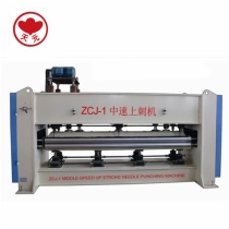 ZCJ-1 Middle-speed Up Stroke Needle Punching Machine