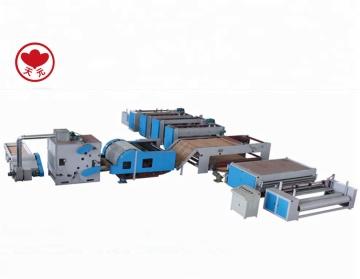 ZCM-1000 Needle Punchine Production Line