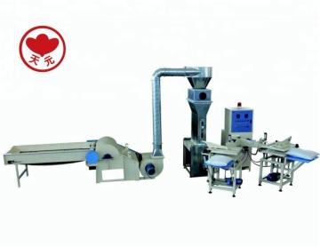 ZXJ-380 Automatic pillow filling machine